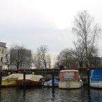Paseo por los canales de Copenhagen