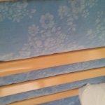 lit superpose pour une enfant de 11 ans lattes manquantes on a mis le matelas par terre