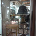 one of the exhibits guests can view prior to seeing the Liberty Bell
