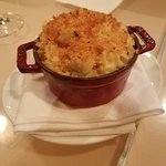 Truffle Mac and Cheese with Lobster