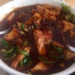 Chilli Pepper Tofu
