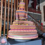 Rotating Buddha Lobby Art. Amazing!!