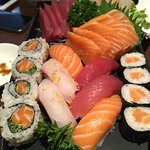 Espectacular sushi kosher!!