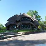 Mushroom Houses of Charlevoix Foto