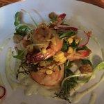 Chilled Gulf Shrimp