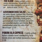 Governor Dick Salad