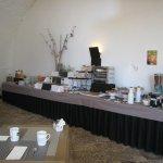 Cafetería, hora de desayuno !