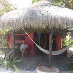 Robinson Crusoe cabana