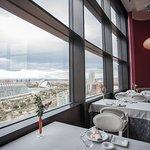 Restaurante Vertical. Reservas para grupos.