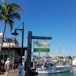 Eco Tours spot on the Marina, near Turtle Kraals restaurant