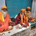 Walking the streets of Varanasi