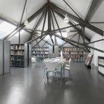 Bibliothek Museum Haus Konstruktiv, Foto: Stefan Altenburger