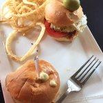 Crab-Cake Sliders