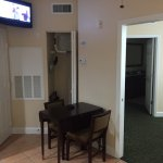 Nice size unit for 2 people. Maybe four people in one bedroom? Overall nice.