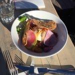salade burratina