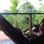 The hammock I was talking about <3