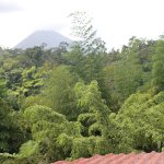 View of Volcán Arenal!