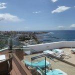 Star Prestige rooftop sunbathing