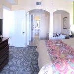 Wonderful Room for Spring Break!