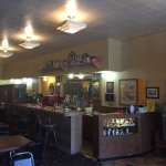Nice home style diner in a quaint downtown.  Great comfort food with all day breakfast as well a