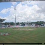 Kensington oval Bridgetown. A great Cricket venue
