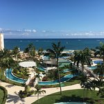 Iberostar pool and beach area