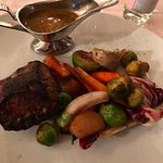 Boar with Vegetables