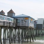 The Pier - Now With Ugly Banners