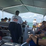 We really enjoy going to Shell Key, and like getting there on the Shell Key Shuttle. Have taken