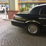 Guests have access to limo transportation!