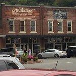 Lynchburg town square