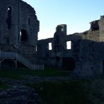 Middleham castle nearby