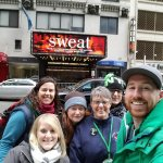 Foto di Broadway Up Close Walking Tours