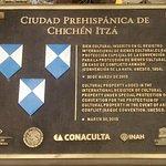 Chichen Itzá.