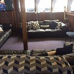 Dive Boat Living room