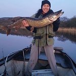Tell me this isn't the biggest Pike you've ever seen in the flesh.