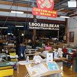 Custom order bear station