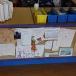 Thank you letters from patients' families