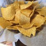 Home Made Tortilla Chips & Salsa