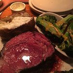 Another excellent Prime Rib just how I like it!