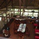 Interior of the Thai Restaurant