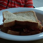 BLT just bacon