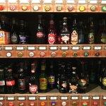 The soda wall!