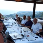 Is the best place to eat , fantastic views and the service is amazing