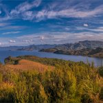 Lake Pedder views. Superb wilderness and the beauty of nature.