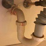 Bad plumbing