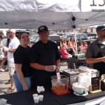 Great job doing Taste of OBX Chowder Event