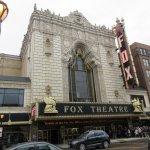 Fox Theater on N. Grand Blvd