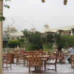 Oberoi Udaivilas restaurant
