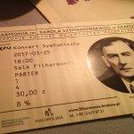 an amazing night with Janusz Wawrowski